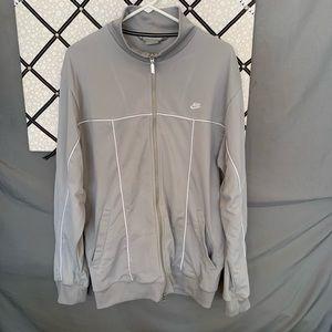 Men's Nike Zip up sweat jacket
